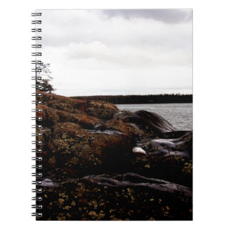 Rocky Shoreline Notebooks