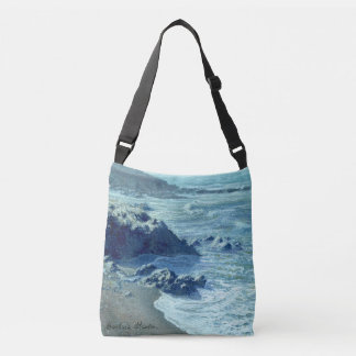"""Rocky Shoreline"" Tote Bag"