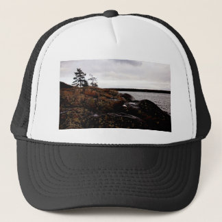 Rocky Shoreline Trucker Hat