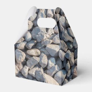rocky stones favor box