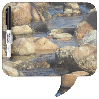Rocky Stream Dry Erase Board
