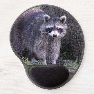 Rocky the Raccoon Gel Mouse Pad