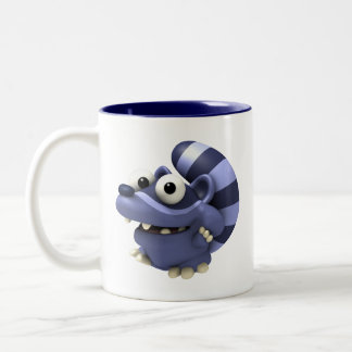 Rocky Two-Tone Coffee Mug