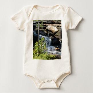 Rocky Waterfall Baby Bodysuit