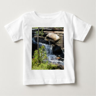 Rocky Waterfall Baby T-Shirt