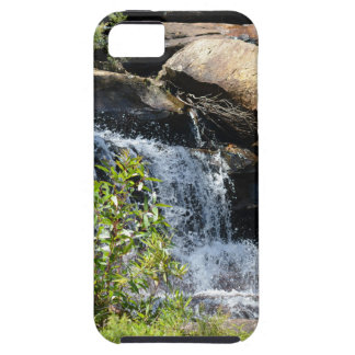 Rocky Waterfall iPhone 5 Cases