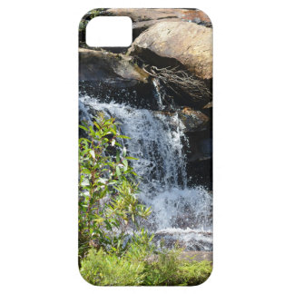 Rocky Waterfall iPhone 5 Covers