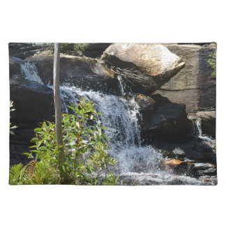 Rocky Waterfall Placemat