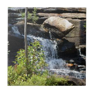 Rocky Waterfall Tile