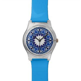 Rococo Indigo Beautiful Watch
