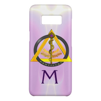 ROD OF ASCLEPIUS DENTIST DENTISTRY MONOGRAM Case-Mate SAMSUNG GALAXY S8 CASE