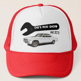 rod shop trucker hat