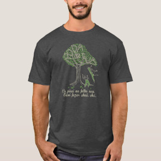 Roda de Rua Capoeira Shirt