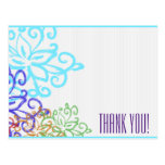 Rodan + Fields Thank You Note - Double-sided Postcard