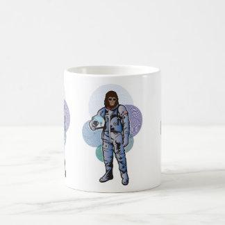 Roddy The Monkey Astronaut Coffee Mug