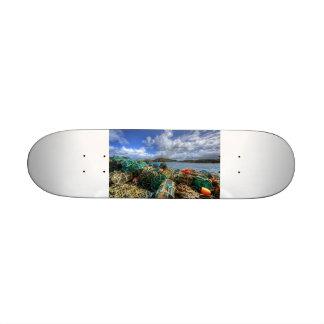 Rodel, Isle of Harris Skate Board Deck