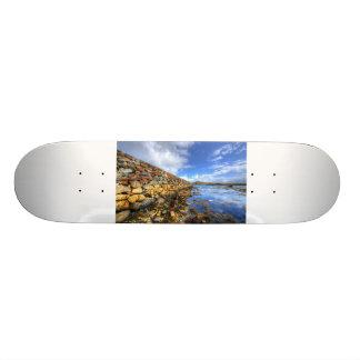 Rodel, Isle Of Harris Skate Board