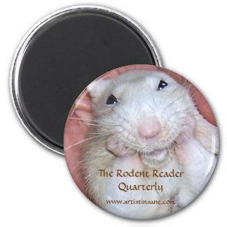 Rodent Reader Magnet 1