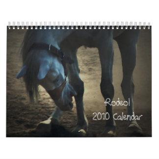 Rodeo!2010 Calendar