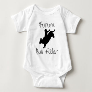 rodeo baby bodysuit
