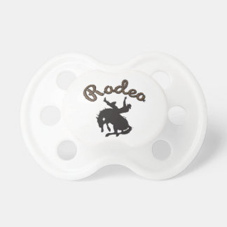 Rodeo Baby Pacifier