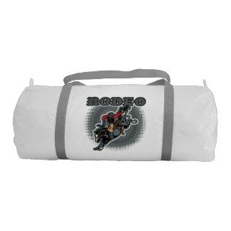 Rodeo Bareback Bronc Rider Gym Bag