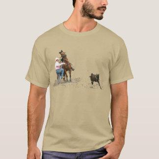Rodeo - Calf Tying; Calf Roping T-Shirt