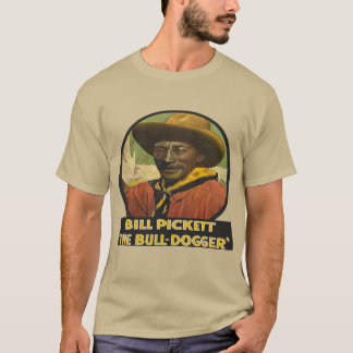 Rodeo Cowboy  Steer Wrestling Bull Dogging  Shirt