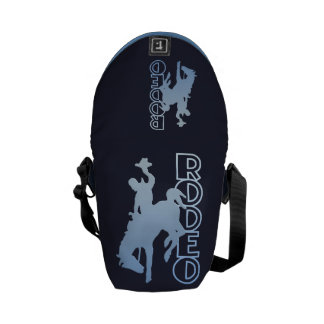 RODEO custom messenger bag