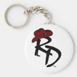 Rodeo Days Keychain