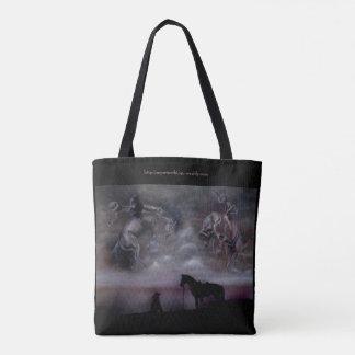Rodeo Dreams Tote Bag