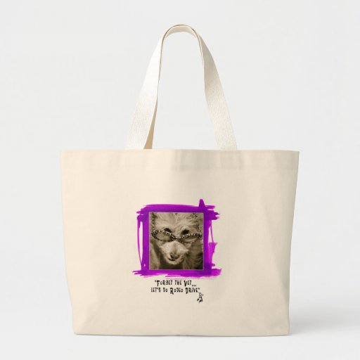 Rodeo Drive Canvas Bags