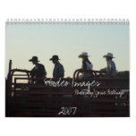 Rodeo Images, 2007, Photos by ... Calendars