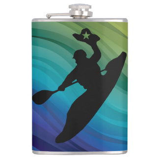Rodeo Kayak Hip Flask
