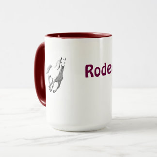 Rodeo Mug in Two Tones