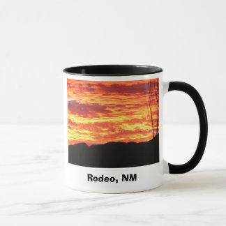 Rodeo, NM Mug