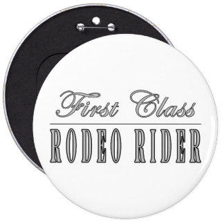 Rodeo Riders First Class Rodeo Rider Pins