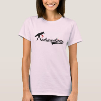 Rodervations-Gym Time T-Shirt