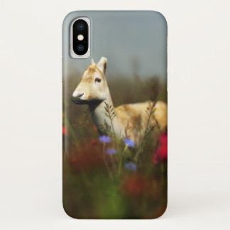 Roe in a Meadow iPhone Case-Mate