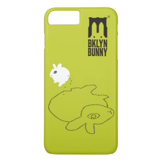 Roebling Self-Pootrait by Brooklyn Bunny iPhone 8 Plus/7 Plus Case