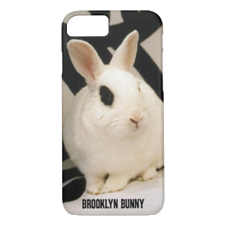 Roebling the Brooklyn Bunny iPhone 8/7 Case