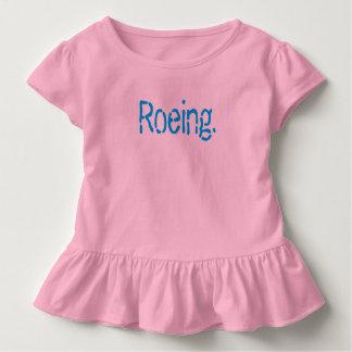 Roeing Toddler T-shirt