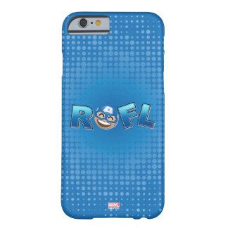 ROFL Captain America Emoji Barely There iPhone 6 Case