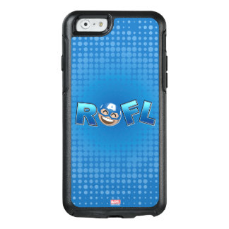 ROFL Captain America Emoji OtterBox iPhone 6/6s Case