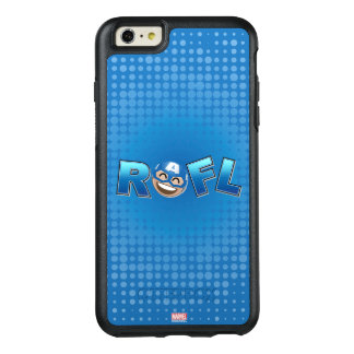 ROFL Captain America Emoji OtterBox iPhone 6/6s Plus Case
