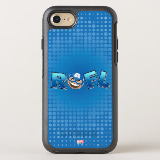 ROFL Captain America Emoji OtterBox Symmetry iPhone 8/7 Case