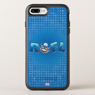ROFL Captain America Emoji OtterBox Symmetry iPhone 8 Plus/7 Plus Case