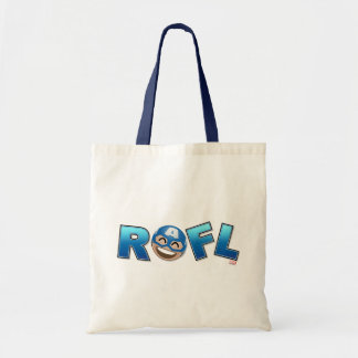 ROFL Captain America Emoji Tote Bag