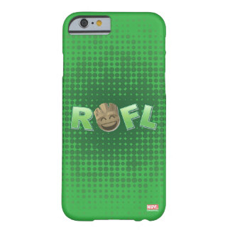 ROFL Groot Emoji Barely There iPhone 6 Case