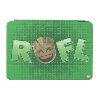 ROFL Groot Emoji iPad Mini Cover